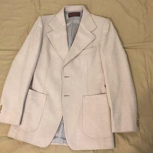 Saint Laurent 3 piece suit